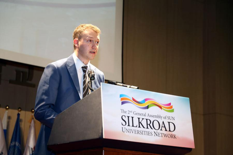 MGIMO co-founds silk-road universities network