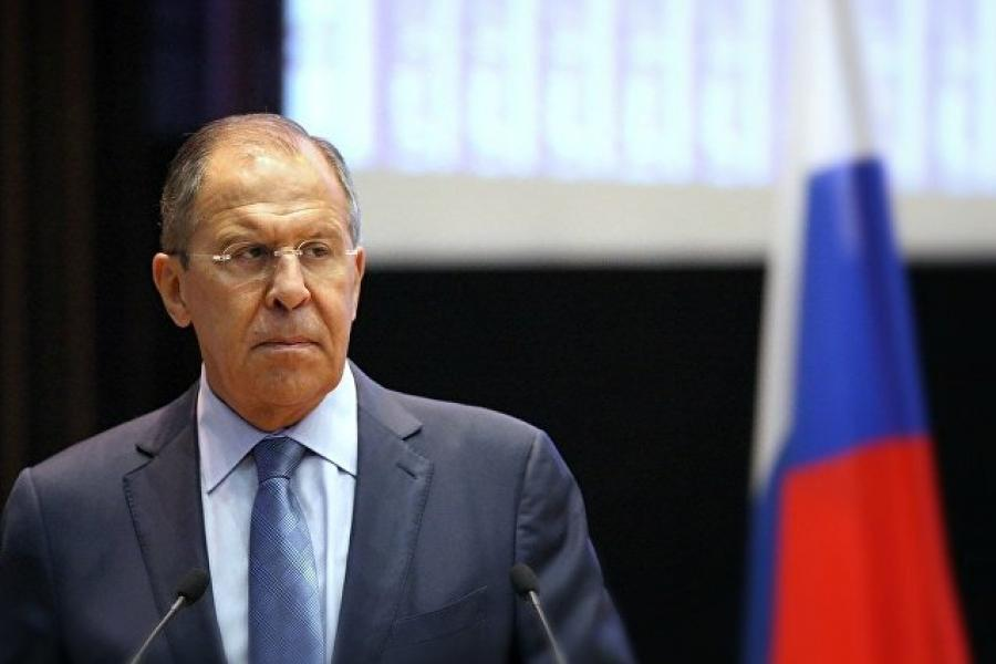 Sergei Lavrov welcomes new MGIMO students