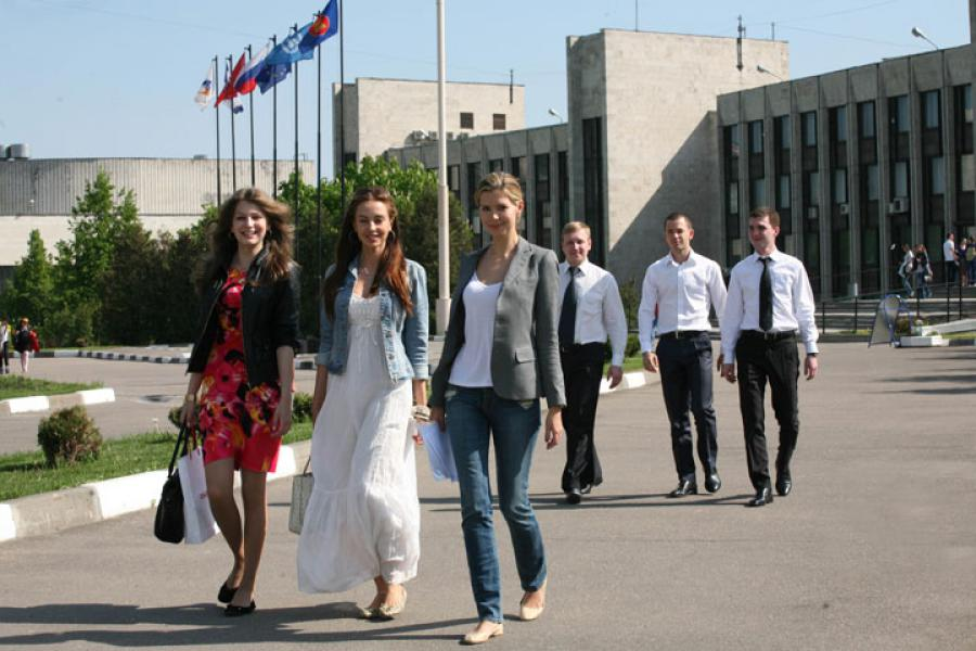 MGIMO Comes 3rd in RAEX Rating For «Humanities and Social Sciences»