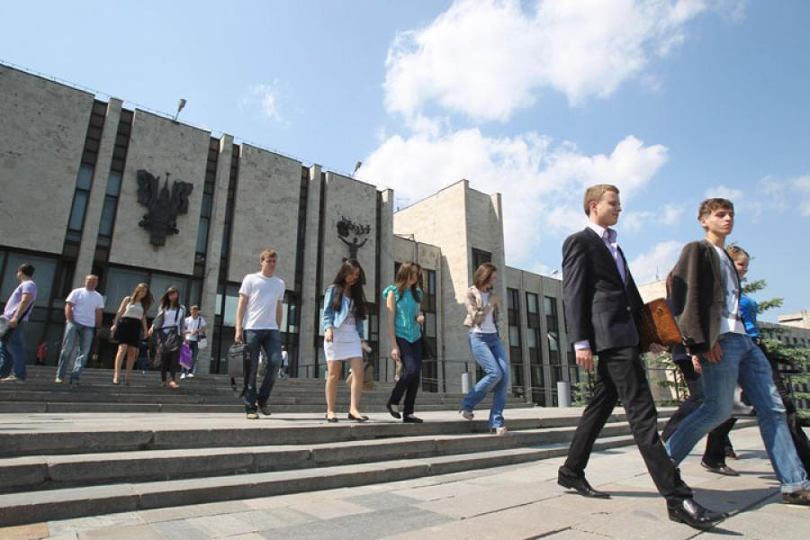 MGIMO Climbs 47 Places in QS Global Ranking 2016/2017