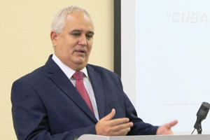MGIMO Welcomes Cuban Ambassador