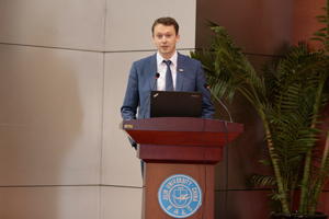 MGIMO Participates in Celebration of Jilin University's 70th Anniversary
