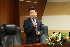 Yong Kwek Ping Delivers Lecture at MGIMO