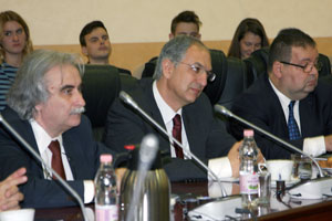 Minister of Education and Culture of Cyprus Visits MGIMO