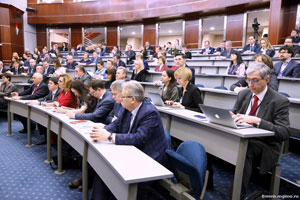 MGIMO Hosts All-Russian Conference on Internationalization in Education