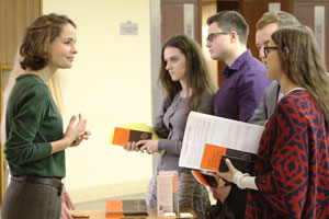 MGIMO's 22nd International Career Day