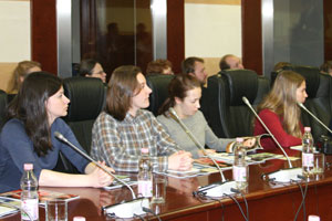 MGIMO Welcomes American Students