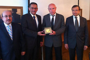 MGIMO Welcomes Rector of King Saud University