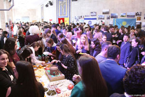 International Cuisine Day at MGIMO