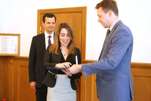 First Cohort of Students Graduate from MGIMO English BA Program