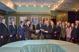 MGIMO Signs Cooperation Agreement with Joint Institute for Nuclear Research