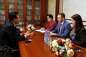 MGIMO and Jilin University Deepen their Cooperation