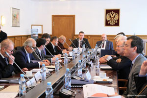 MGIMO Welcomes Representatives of the American Centre for the National Interest
