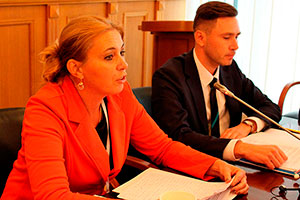 MGIMO Greets Delegation from Hungary's National University of Public Service