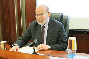 Ambassador of Brazil Speaks at MGIMO
