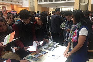 MGIMO at International «Education and Profession» Exhibition in Samarkand