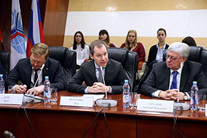 MGIMO Rector signs Memorandum on Creation of Russian-Czech Discussion Forum