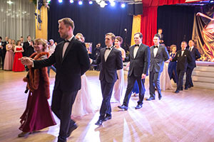 XXXI Autumn Ball Unfolds at MGIMO