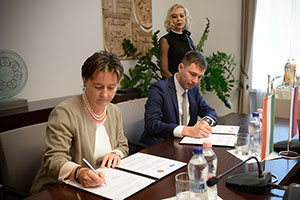 MGIMO Signs Cooperation Agreement with Hungarian National University of Public Service