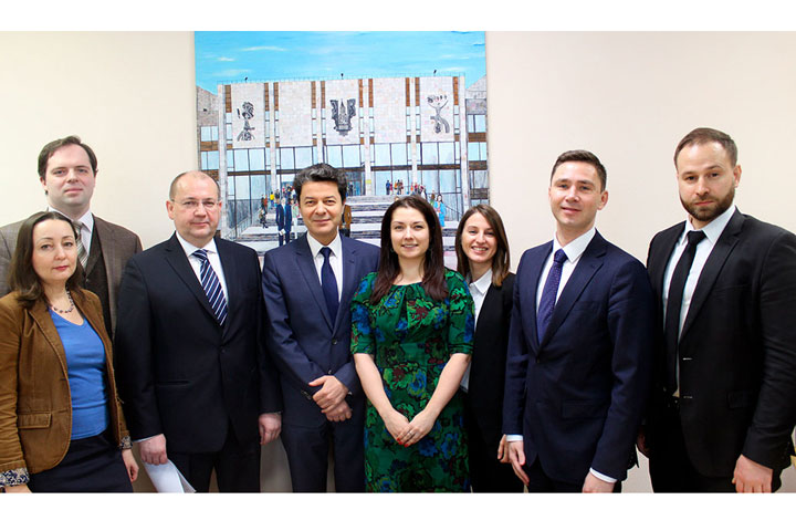 MGIMO and Thomson Reuters Sign Memorandum on Cooperation