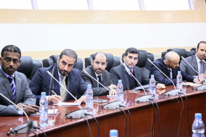 United Arab Emirates Delegation Comes to MGIMO