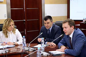 MGIMO Welcomes Serbian Minister of Labor Zoran Dordevic