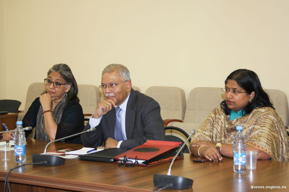 MGIMO Cooperates with Indian Institute of Chinese Studies