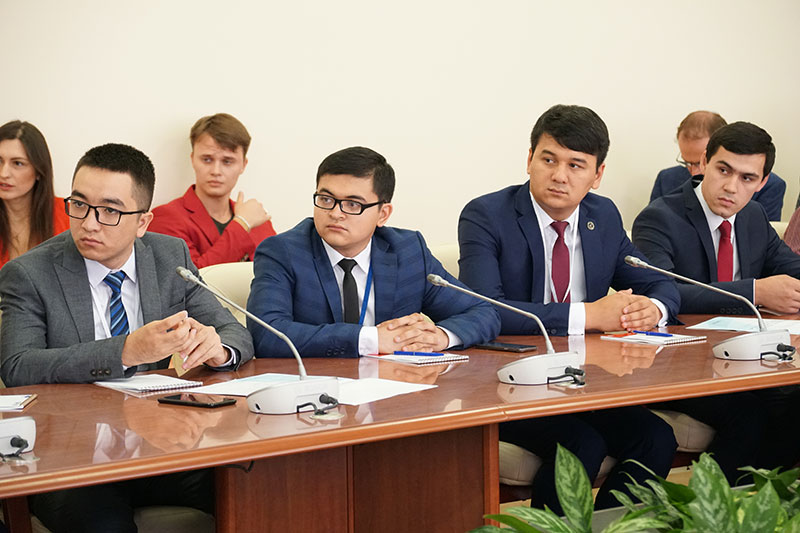 MGIMO Summer School for Students from Uzbekistan