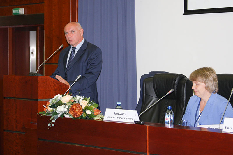 MGIMO Hosts Section of All-Russian Counterterrorism Forum