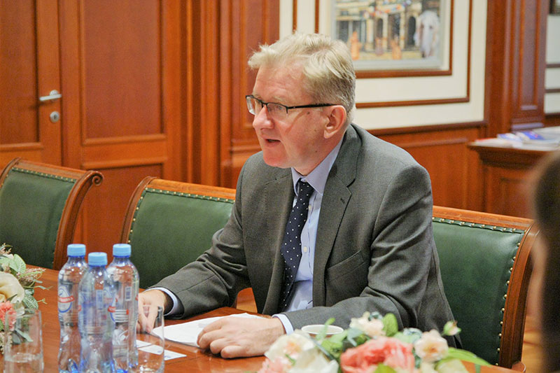Head of Moscow German Academic Exchange Service at MGIMO
