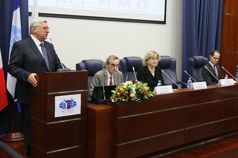 MGIMO Hosts Congress of French Teachers