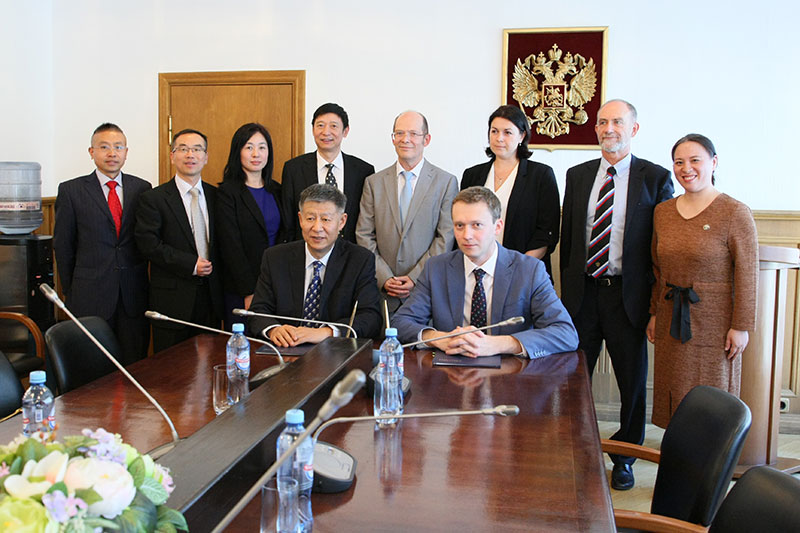 MGIMO and Wuhan University to Create Joint Research Center on International Law