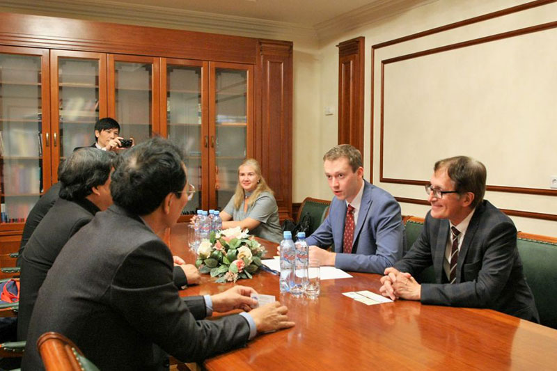 MGIMO Cooperates with Vietnam Academy of Social Sciences