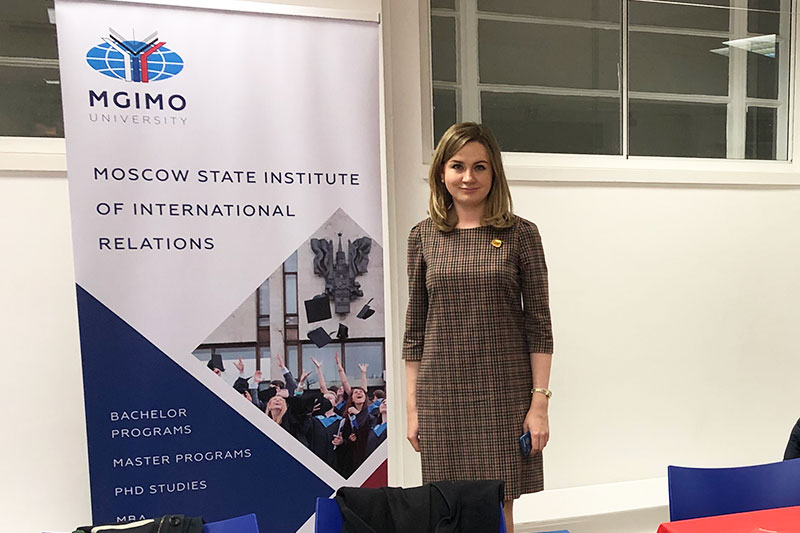 MGIMO at APSIA Educational Fairs