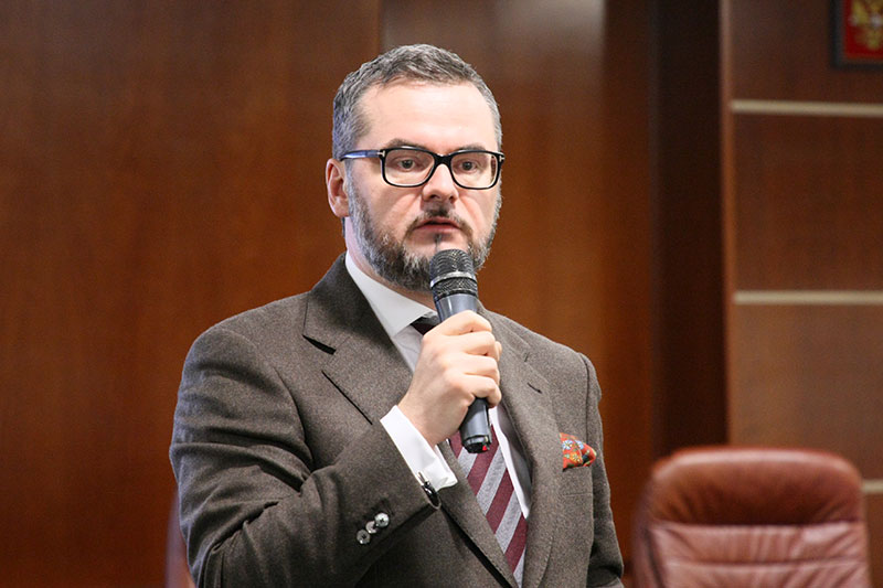 MGIMO Welcomes Ambassador of Luxembourg