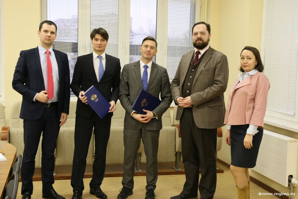 MGIMO and McKinsey Sign Cooperation Agreement
