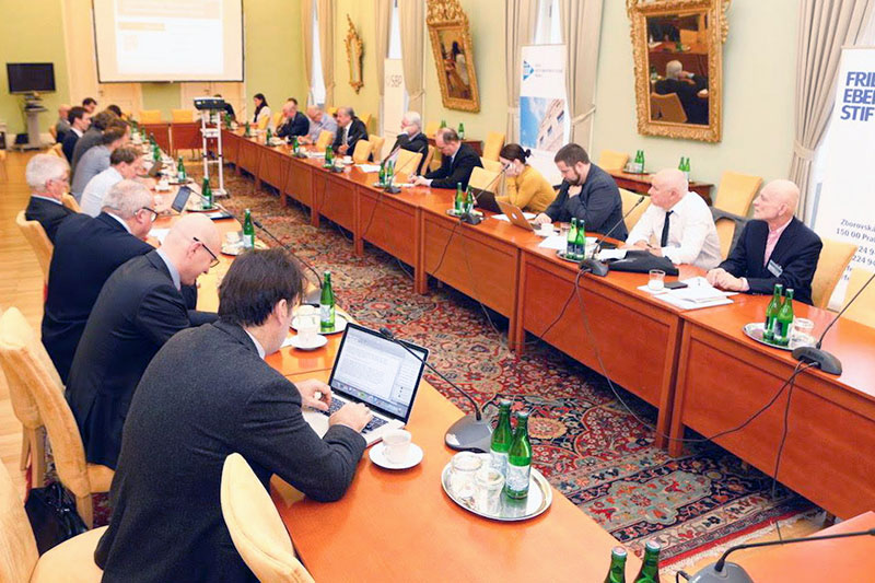 MGIMO at Czernin Security Forum in Prague
