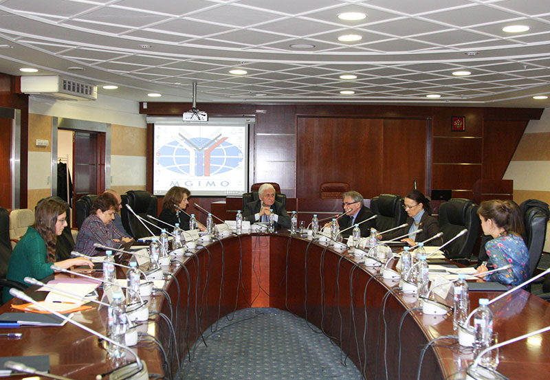 MGIMO Hosts International History Conference