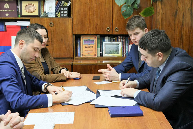 MGIMO Signs Cooperation Agreement with Digital Company Zyfra