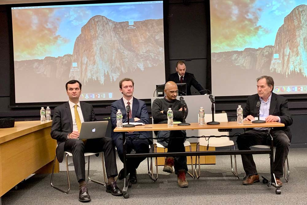 MGIMO Experts Participate in Panel Discussion at Princeton University