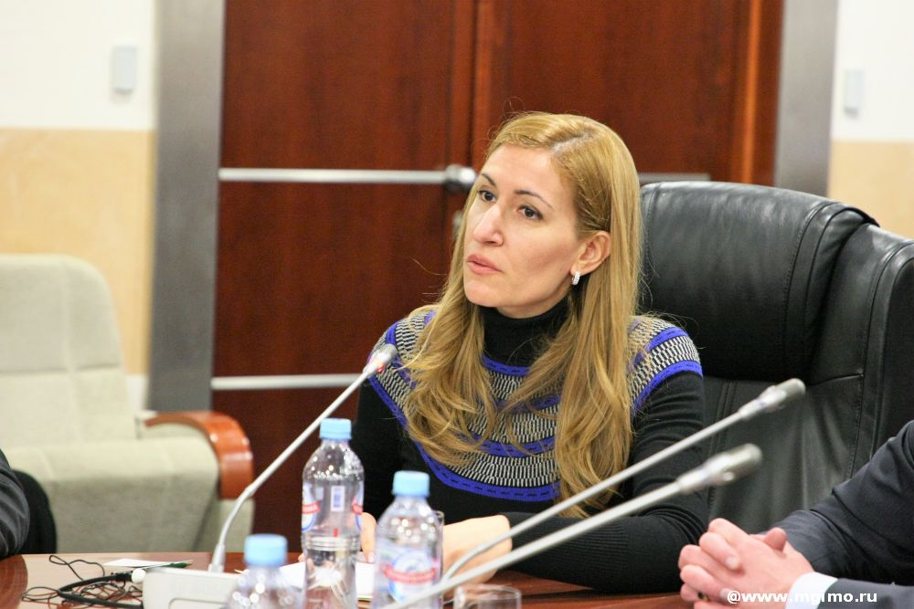 Bulgarian Minister of Tourism Gives Talk to MGIMO Students