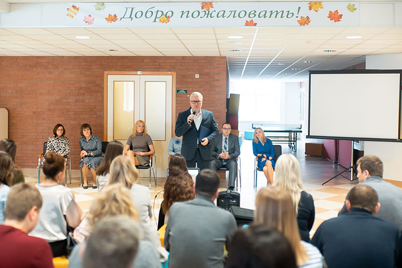 Open Day at MGIMO's Gorchakov Lyceum