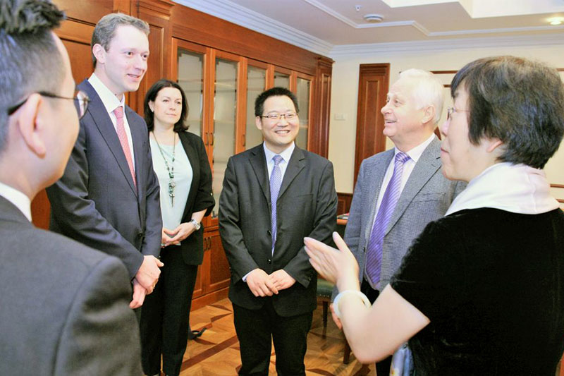 MGIMO Expands Cooperation with Beijing International Studies University