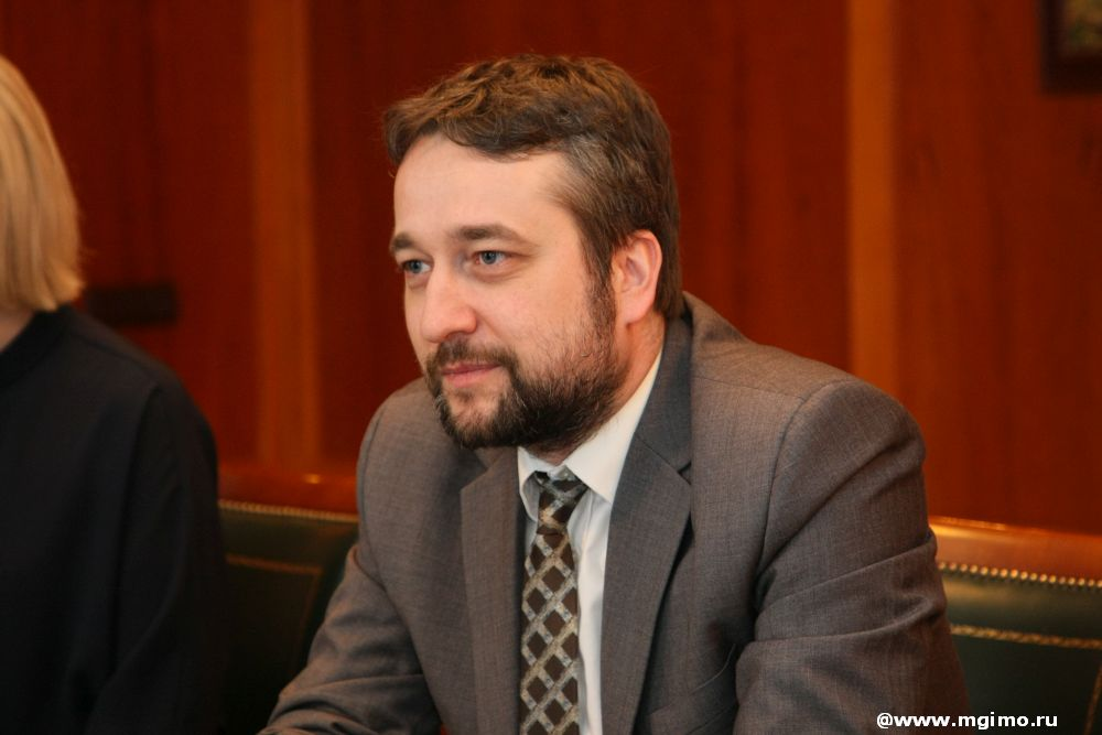 Deputy of Slovak National Council Lectures at MGIMO