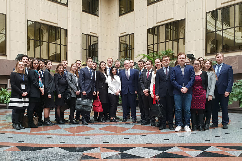 Second Joint Educational Module of MGIMO and Fletcher School