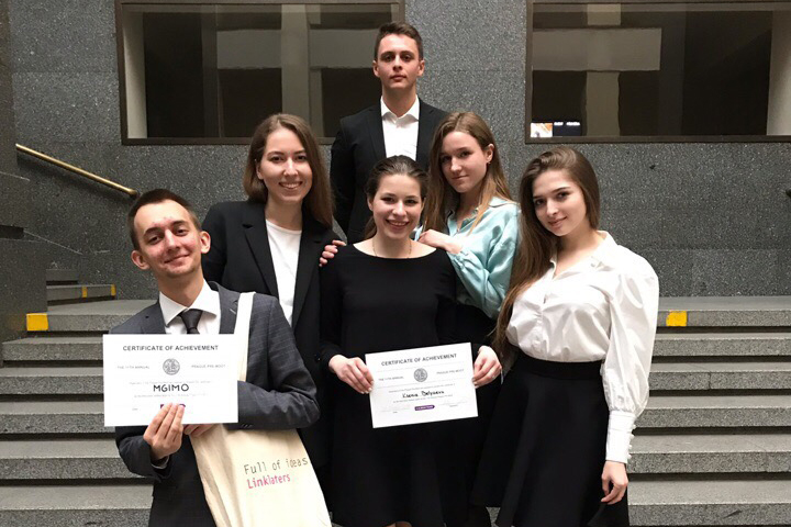 MGIMO Team Is a Prize Winner of the Willem C. Vis Pre-Moot Competition