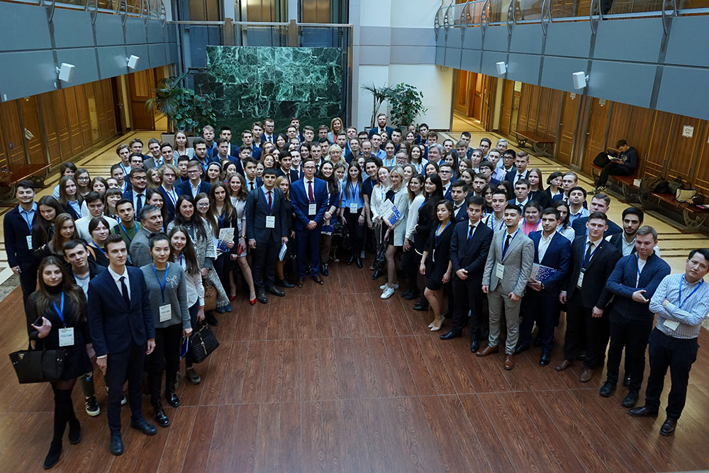 MGIMO Parliamentary Model Starts its Work
