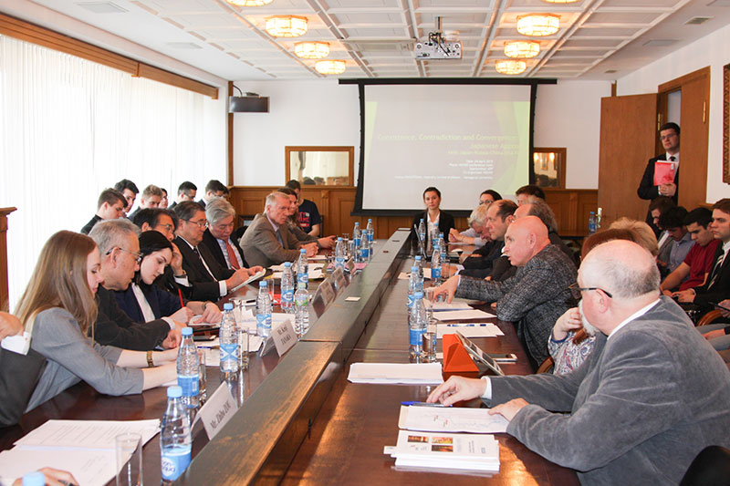 MGIMO Hosts Forum on Northeast Asia