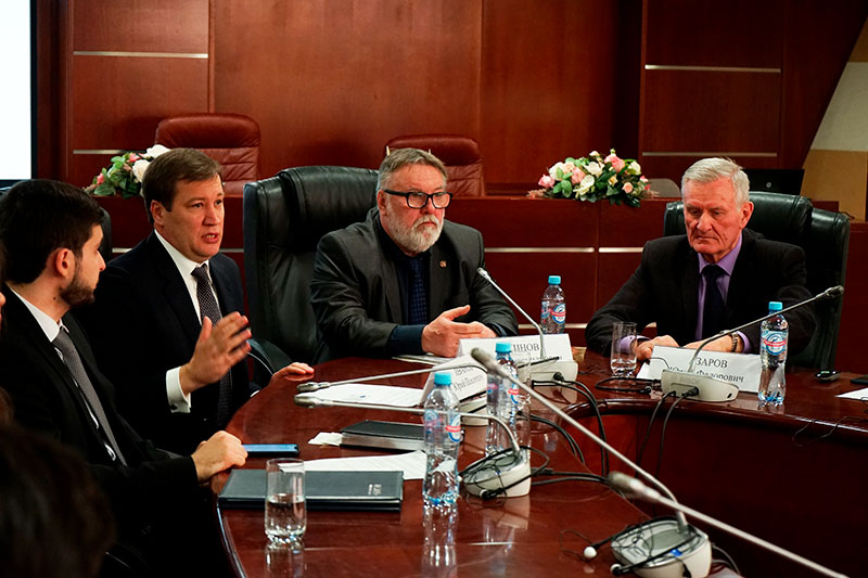 MGIMO Signs Cooperation Agreement with Permanent Representation of Krasnodar Administration
