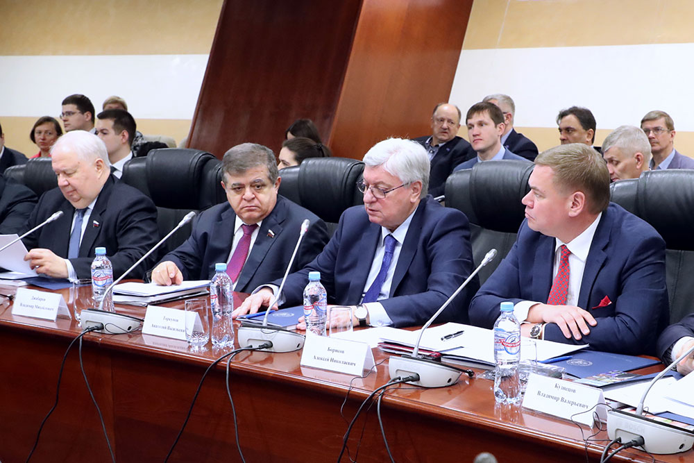 First meeting of Russian Committee dedicated to United Nations 75th Anniversary Celebrations